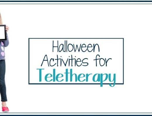 Teletherapy Activities